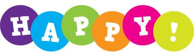 Логотип happy