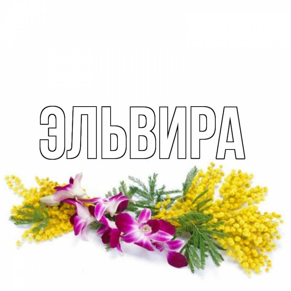 Открытки спокойной, татарские открытки с именами эльвира