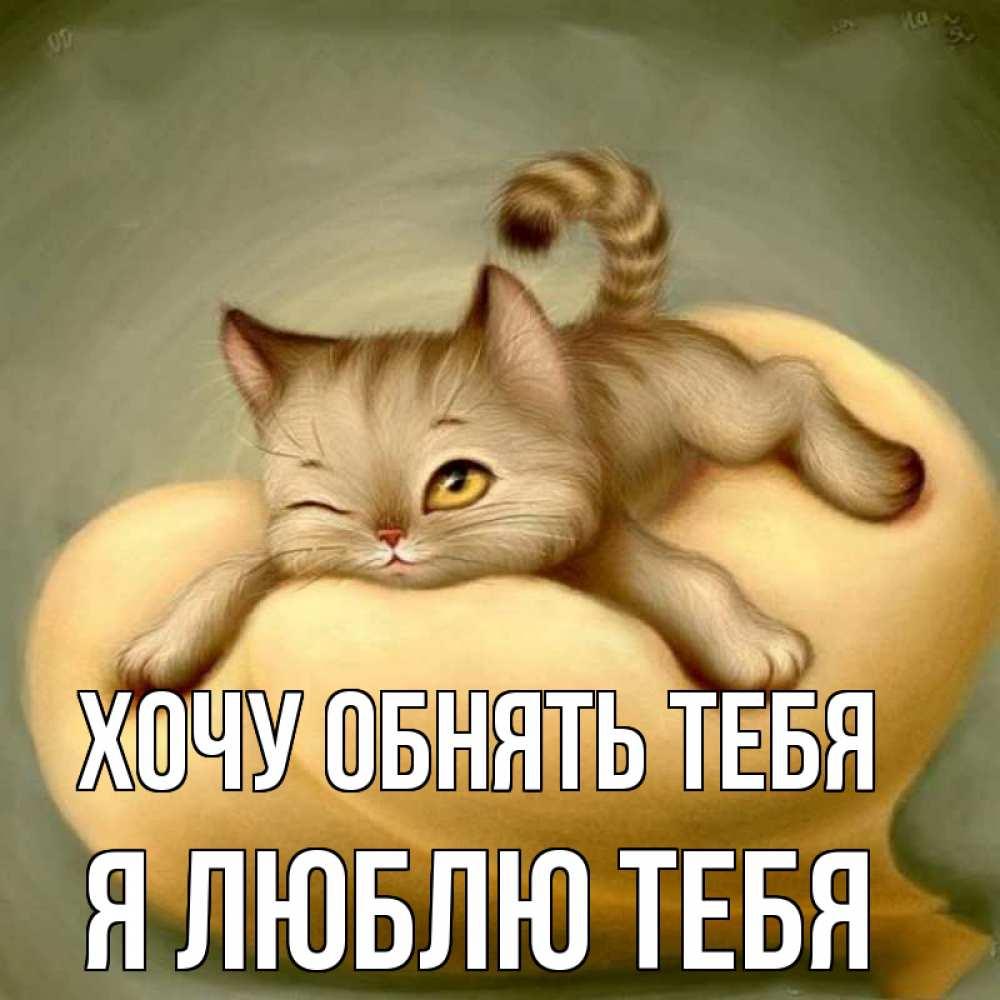 картинка котята люби меня как я тебя люблю волосинки
