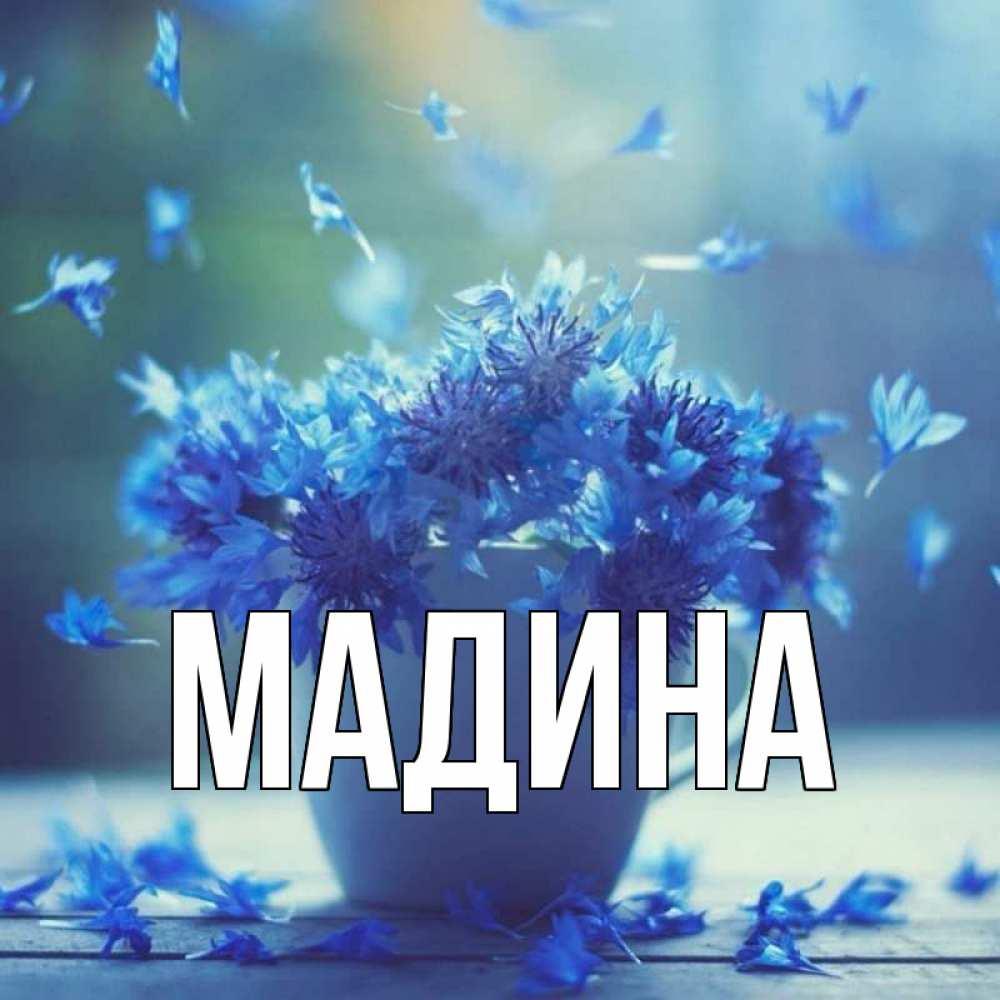 открытки с именем мадина