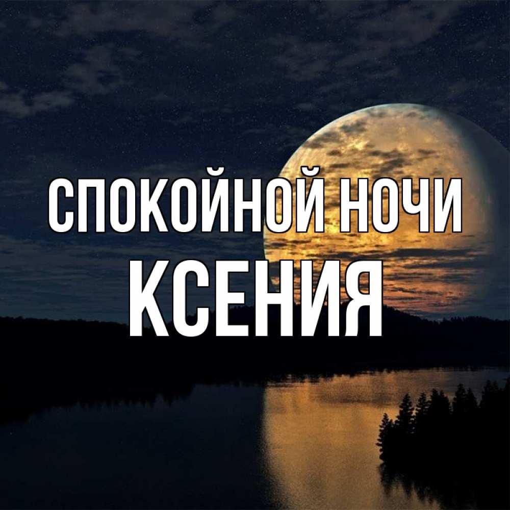 День города, спокойной ночи ксюша картинки приколы