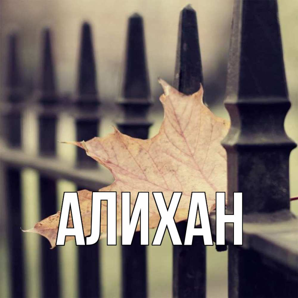 картинки с именем алихан узел