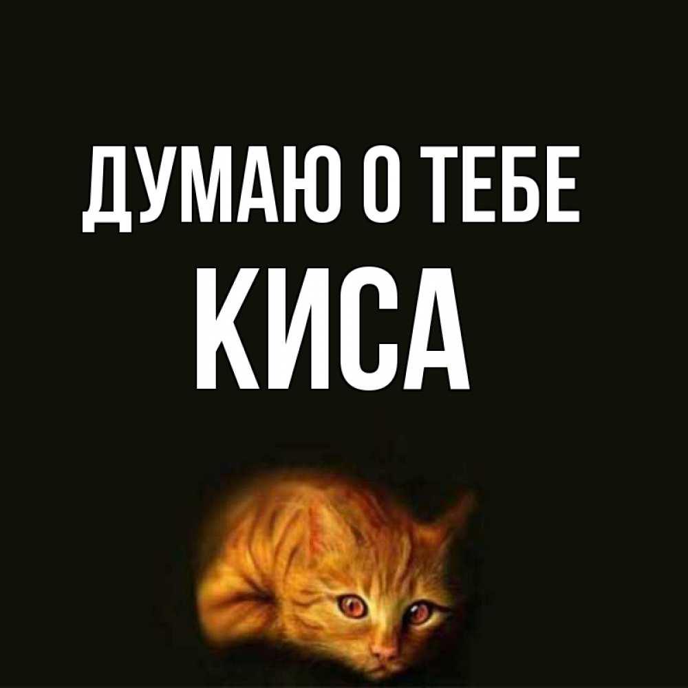 Тему русский, открытка кисе