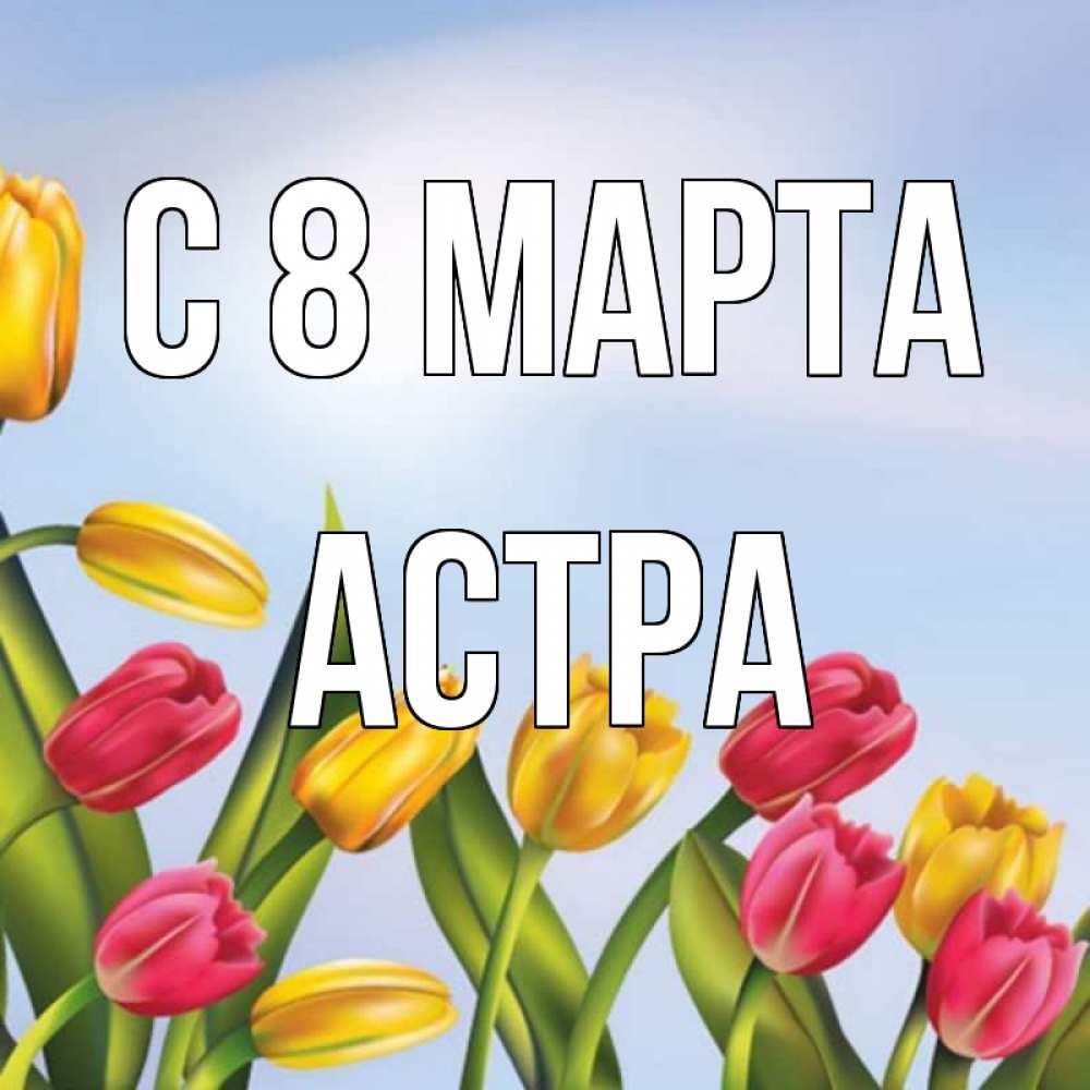 один открытка астра на 8 марта сказать прекрасные слова