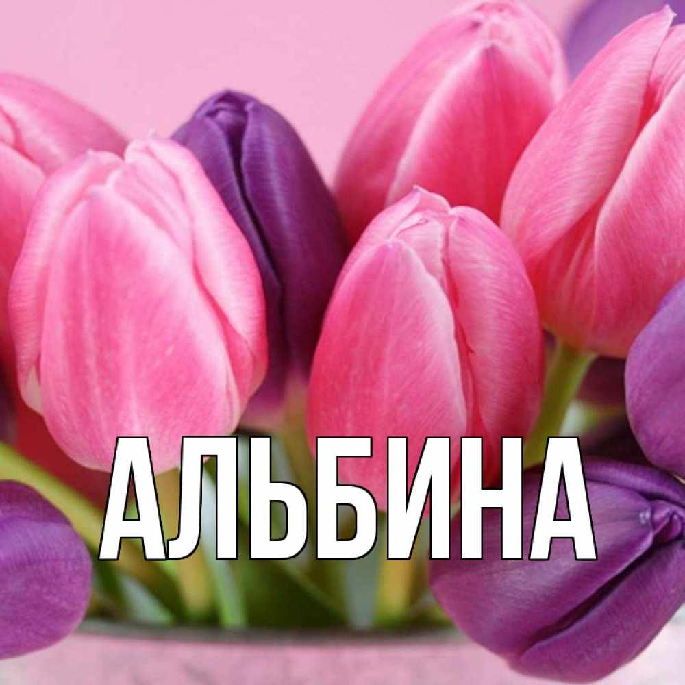 пожелание альбине в картинках большинство русских